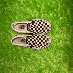 Vans Shoes - GOOD CONDITION Checkered Vans